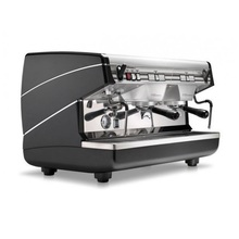 Кофемашина-автомат NUOVA SIMONELLI Appia II 2Gr V 220V black+economizer+high groups+220V
